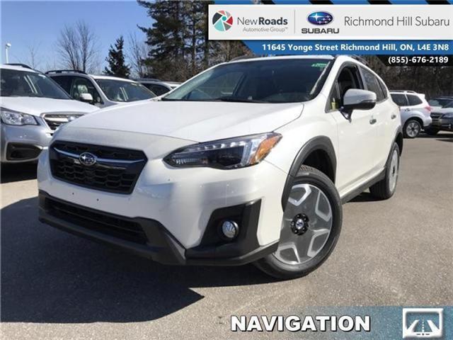 2018 Subaru Crosstrek Limited (Stk: 30677) in RICHMOND HILL - Image 1 of 21