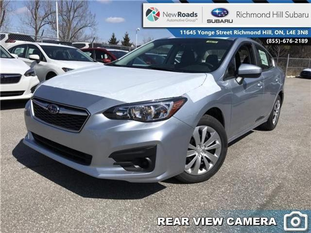 2018 Subaru Impreza Convenience (Stk: 30675) in RICHMOND HILL - Image 1 of 21