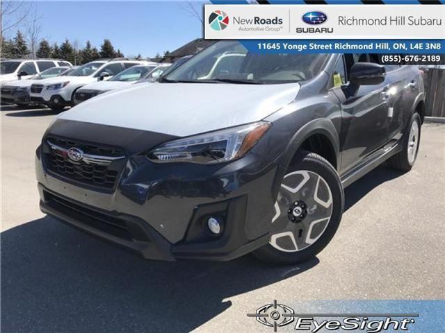 2018 Subaru Crosstrek Limited (Stk: 30669) in RICHMOND HILL - Image 1 of 21