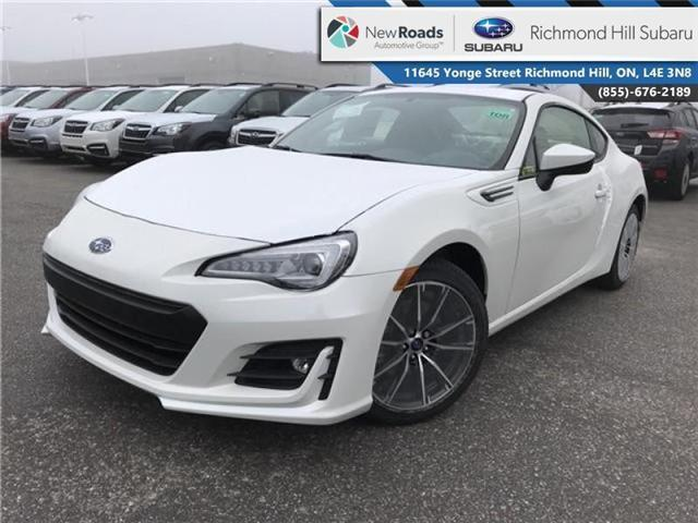 2018 Subaru BRZ Sport-tech (Stk: 30690) in RICHMOND HILL - Image 1 of 18