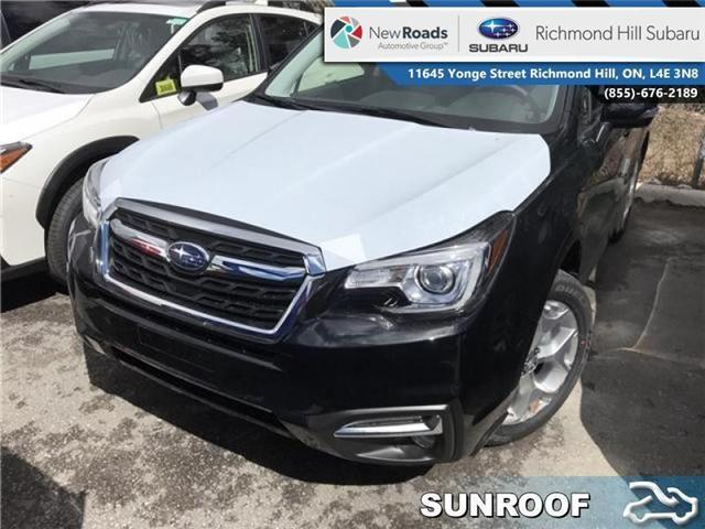 2018 Subaru Forester 2.5i Touring (Stk: 30699) in RICHMOND HILL - Image 1 of 13
