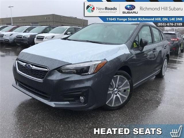 2018 Subaru Impreza Touring (Stk: 30734) in RICHMOND HILL - Image 1 of 20