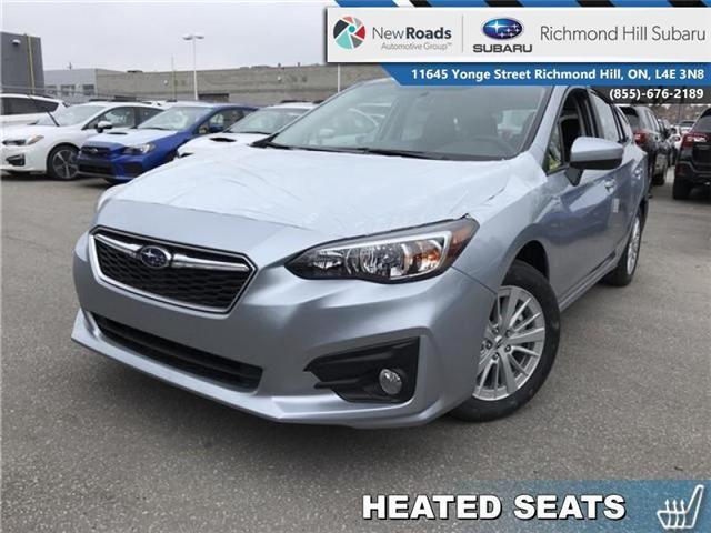 2018 Subaru Impreza Touring (Stk: 30737) in RICHMOND HILL - Image 1 of 18