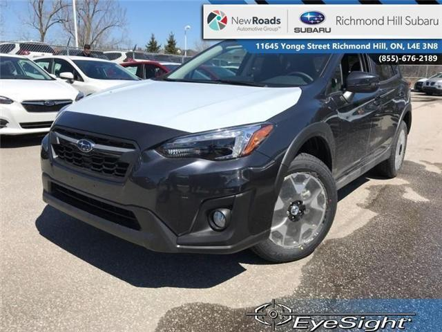 2018 Subaru Crosstrek Sport (Stk: 30751) in RICHMOND HILL - Image 1 of 21