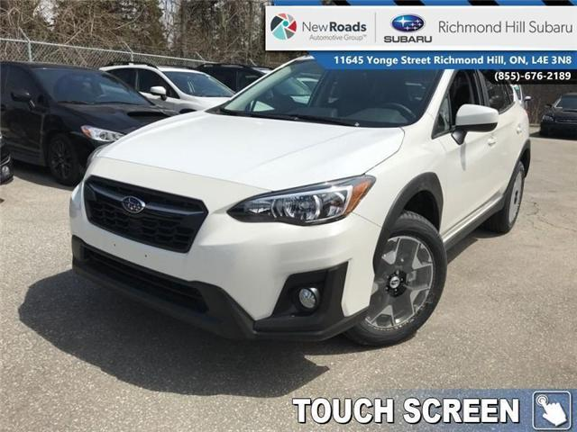 2018 Subaru Crosstrek Sport (Stk: 30790) in RICHMOND HILL - Image 1 of 20