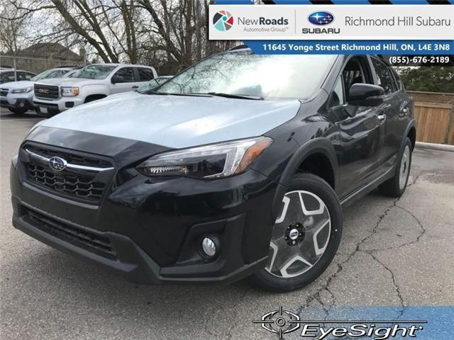2018 Subaru Crosstrek Limited (Stk: 30795) in RICHMOND HILL - Image 1 of 20