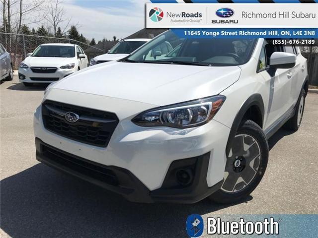 2018 Subaru Crosstrek  (Stk: 30793) in RICHMOND HILL - Image 1 of 20