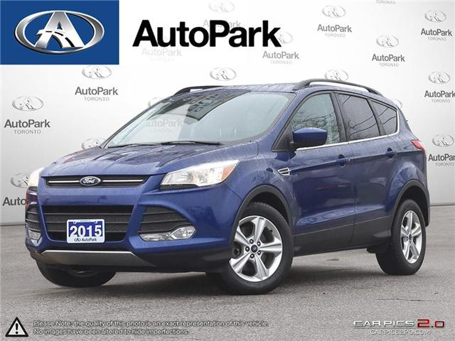 2015 Ford Escape SE (Stk: 15-51235MB) in Toronto - Image 1 of 27