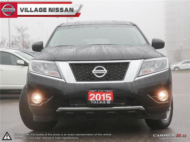 2015 Nissan Pathfinder S (Stk: 60747B) in Unionville - Image 2 of 26