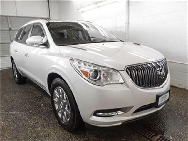 2017 Buick Enclave Leather (Stk: P9-53890) in Burnaby - Image 2 of 24
