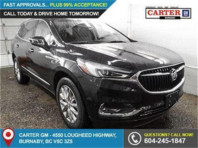 2018 Buick Enclave Essence (Stk: E8-39680) in Burnaby - Image 1 of 7