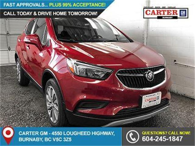 2018 Buick Encore Preferred (Stk: E8-37230) in Burnaby - Image 1 of 7