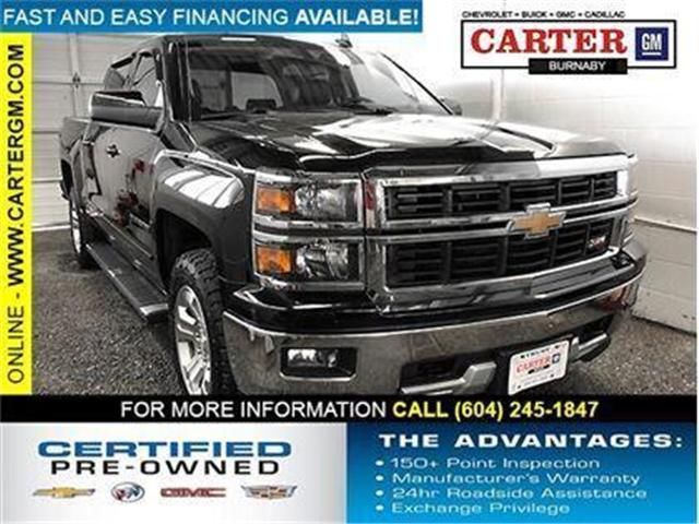 2015 Chevrolet Silverado 1500  (Stk: P9-54720) in Burnaby - Image 1 of 24