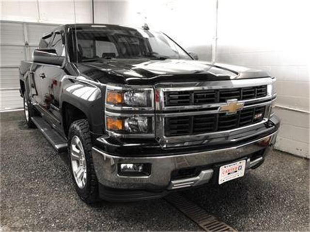 2015 Chevrolet Silverado 1500  (Stk: P9-54720) in Burnaby - Image 2 of 24