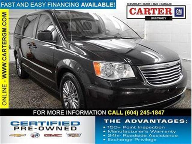 2013 Chrysler Town & Country Touring-L (Stk: C7-87481) in Burnaby - Image 1 of 25