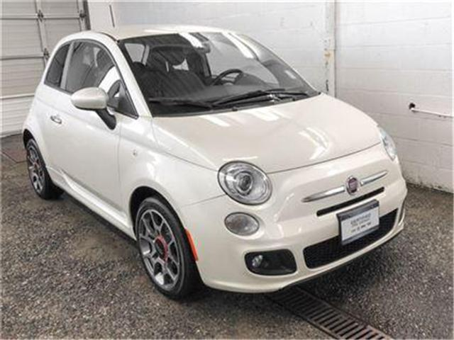 2012 Fiat 500 Sport (Stk: 92-82591) in Burnaby - Image 1 of 22