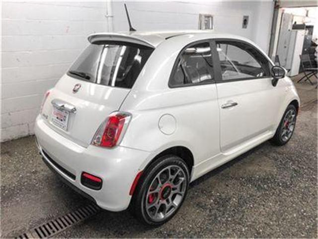 2012 Fiat 500 Sport (Stk: 92-82591) in Burnaby - Image 2 of 22