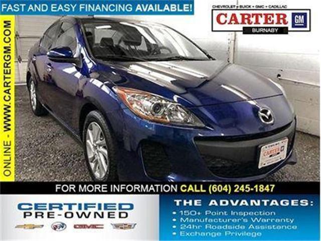 2012 Mazda Mazda3 GX (Stk: P9-53451) in Burnaby - Image 1 of 22