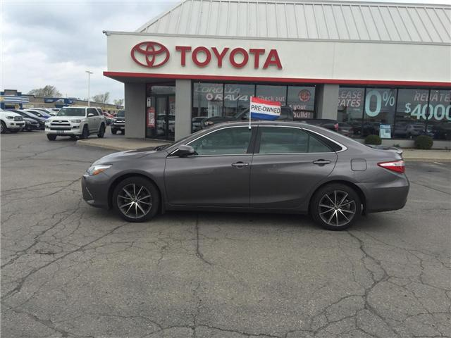 2015 Toyota Camry  (Stk: 1804641) in Cambridge - Image 1 of 10