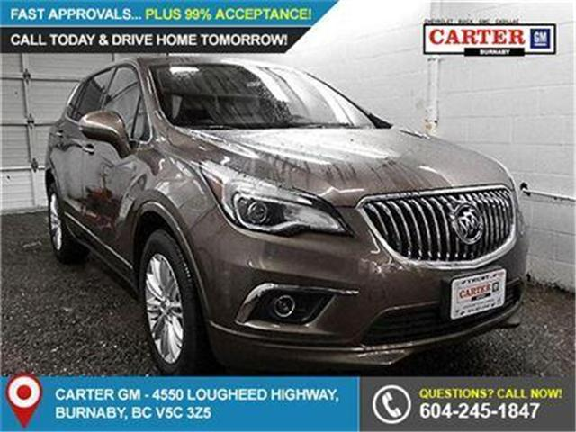 2018 Buick Envision Preferred (Stk: E8-56070) in Burnaby - Image 1 of 7