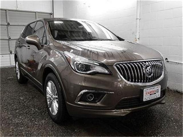 2018 Buick Envision Preferred (Stk: E8-56070) in Burnaby - Image 2 of 7