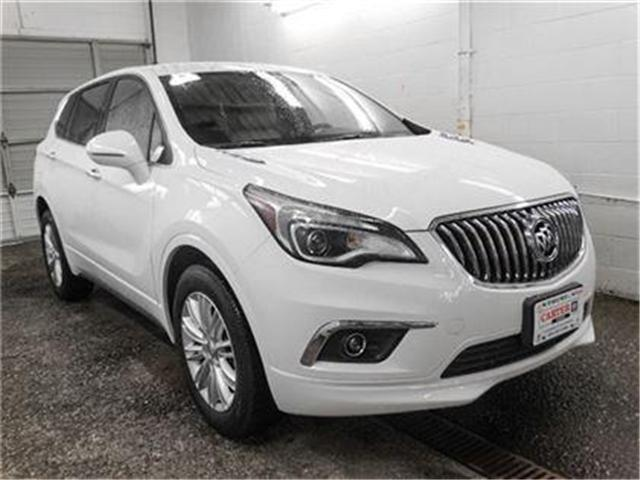 2018 Buick Envision Preferred (Stk: E8-94870) in Burnaby - Image 2 of 7