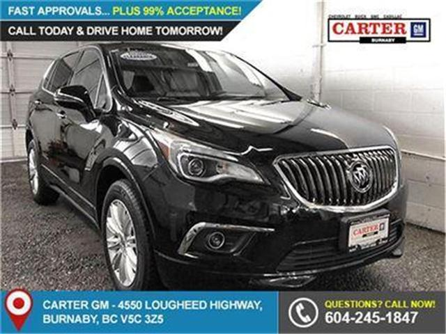 2018 Buick Envision Preferred (Stk: E8-00890) in Burnaby - Image 1 of 7