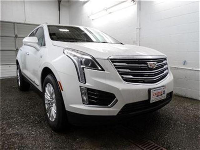 2018 Cadillac XT5 Base (Stk: C8-45790) in Burnaby - Image 2 of 7
