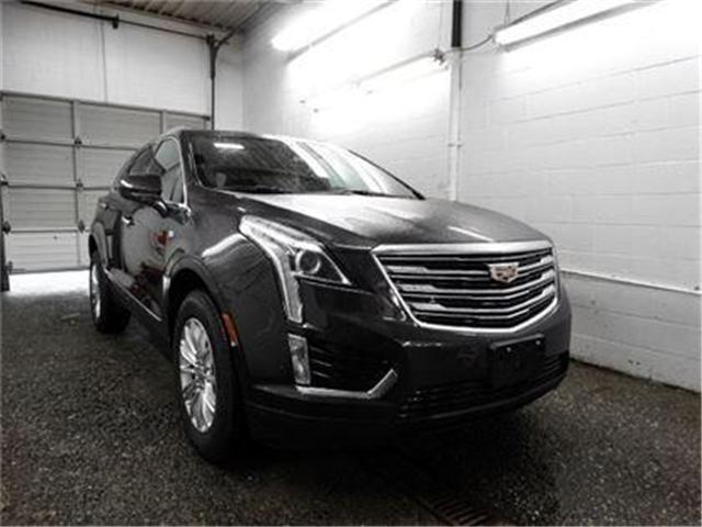 2018 Cadillac XT5 Base (Stk: C8-64690) in Burnaby - Image 2 of 7