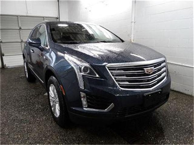 2018 Cadillac XT5 Base (Stk: C8-54970) in Burnaby - Image 2 of 7