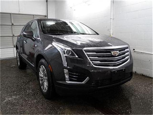 2018 Cadillac XT5 Luxury (Stk: C8-68630) in Burnaby - Image 2 of 7