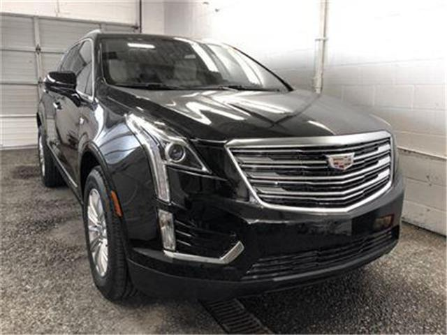 2018 Cadillac XT5 Base (Stk: C8-65360) in Burnaby - Image 2 of 7