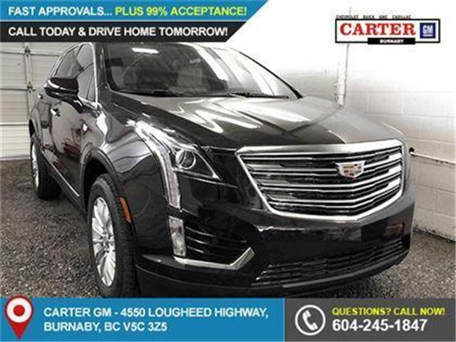 2018 Cadillac XT5 Base (Stk: C8-88640) in Burnaby - Image 1 of 7