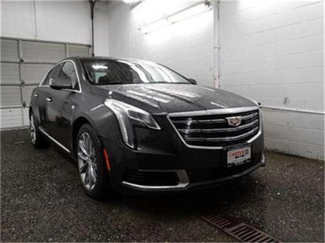 2018 Cadillac XTS Base (Stk: C8-10610) in Burnaby - Image 2 of 7