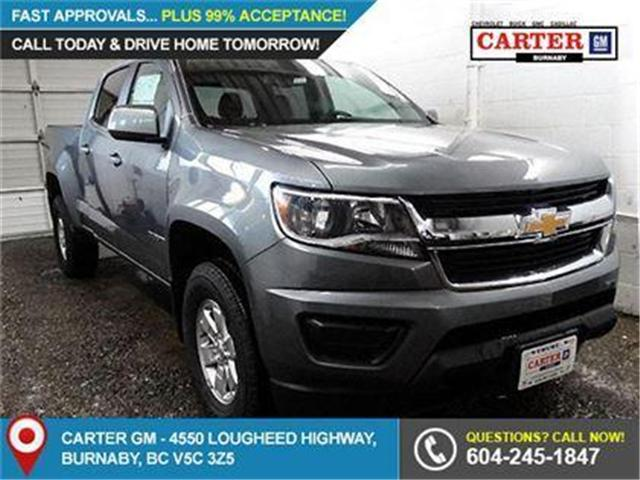 2018 Chevrolet Colorado WT (Stk: D8-35920) in Burnaby - Image 1 of 7