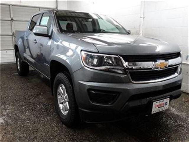 2018 Chevrolet Colorado WT (Stk: D8-35920) in Burnaby - Image 2 of 7