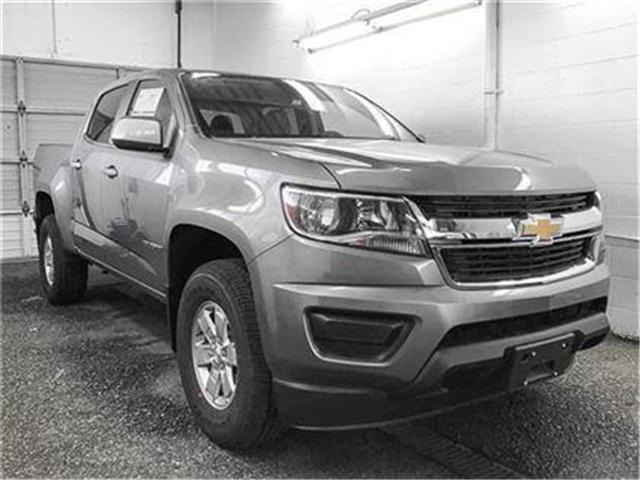 2018 Chevrolet Colorado WT (Stk: D8-56640) in Burnaby - Image 2 of 7