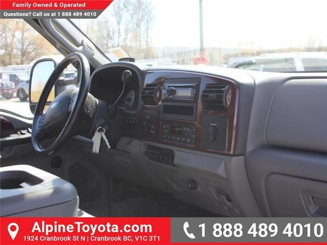 2006 Ford F-350  (Stk: X692182A) in Cranbrook - Image 10 of 17