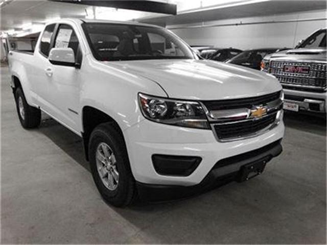 2018 Chevrolet Colorado WT (Stk: D8-32800) in Burnaby - Image 2 of 7