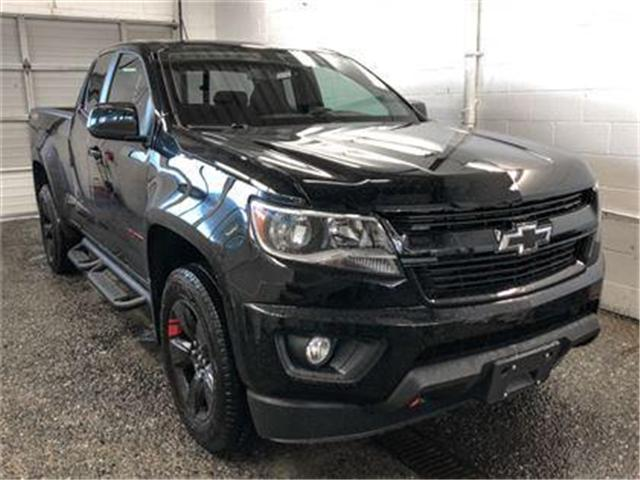 2018 Chevrolet Colorado LT (Stk: D8-95380) in Burnaby - Image 2 of 7
