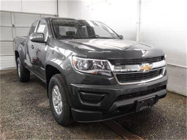 2018 Chevrolet Colorado WT (Stk: D8-20820) in Burnaby - Image 2 of 7
