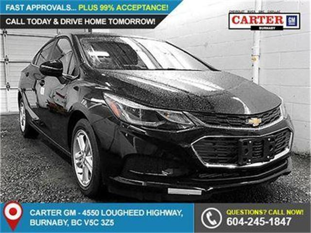 2018 Chevrolet Cruze LT Auto (Stk: J8-88770) in Burnaby - Image 1 of 7