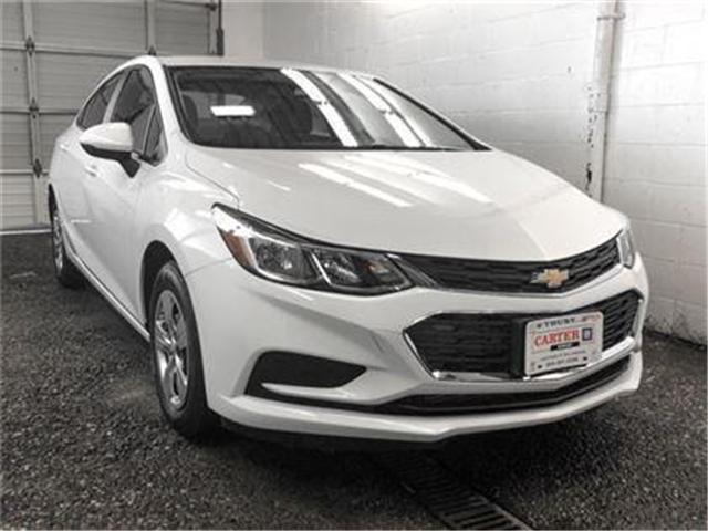 2018 Chevrolet Cruze L Manual (Stk: J8-56130) in Burnaby - Image 2 of 7