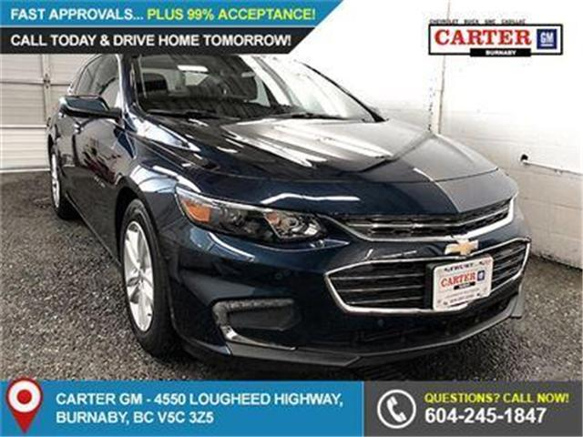 2018 Chevrolet Malibu Hybrid Base (Stk: M8-29780) in Burnaby - Image 1 of 7