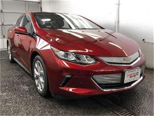 2018 Chevrolet Volt Premier (Stk: V8-02370) in Burnaby - Image 2 of 7