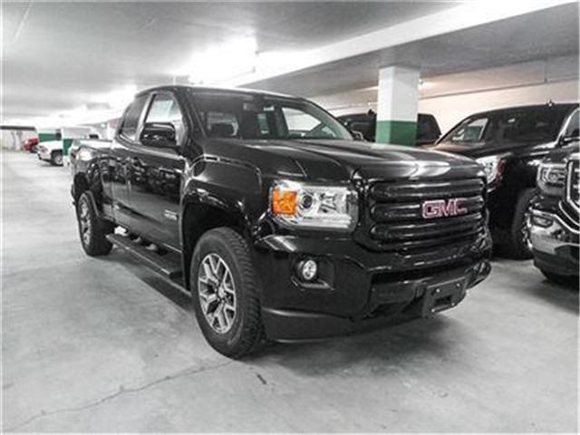 2018 GMC Canyon All Terrain w/Cloth (Stk: 88-32400) in Burnaby - Image 2 of 7