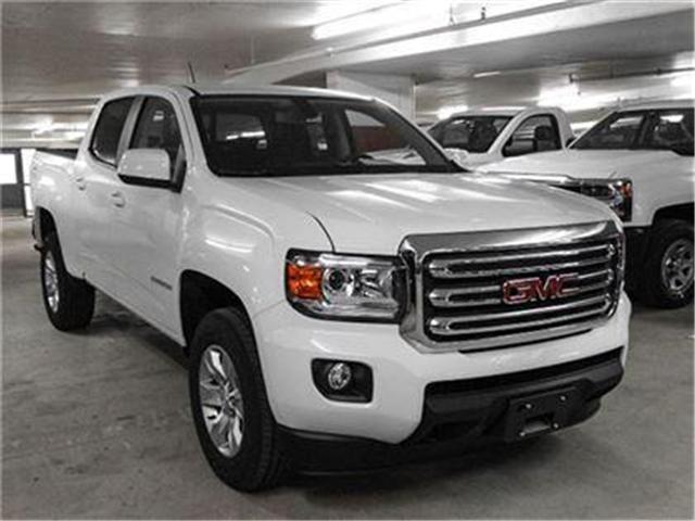2018 GMC Canyon All Terrain w/Cloth (Stk: 88-03480) in Burnaby - Image 2 of 7
