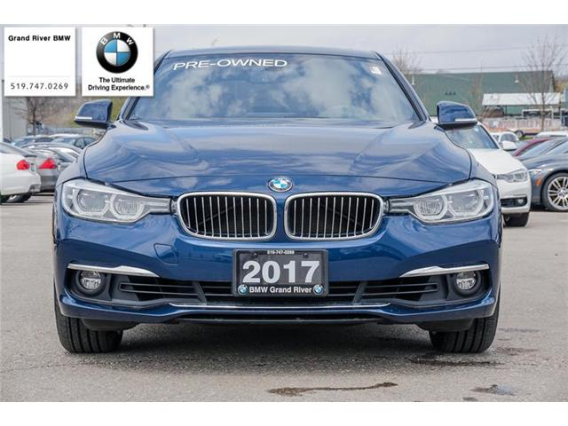 2017 BMW 330 i xDrive (Stk: PW4291A) in Kitchener - Image 2 of 22