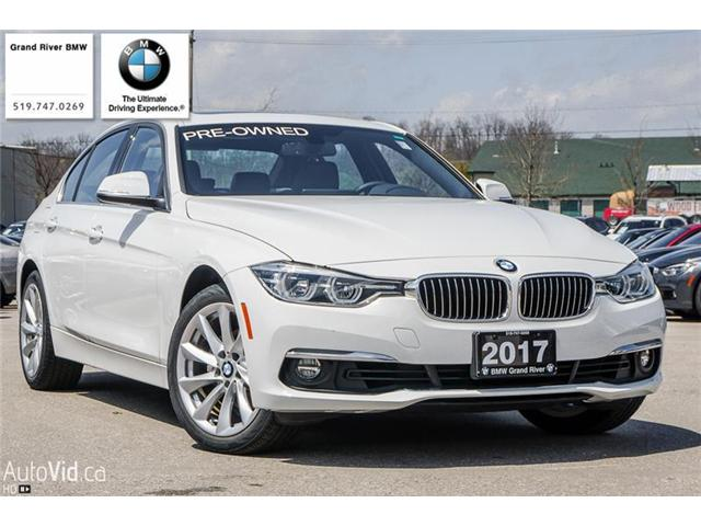 2017 BMW 330 i xDrive (Stk: T40624A) in Kitchener - Image 1 of 22