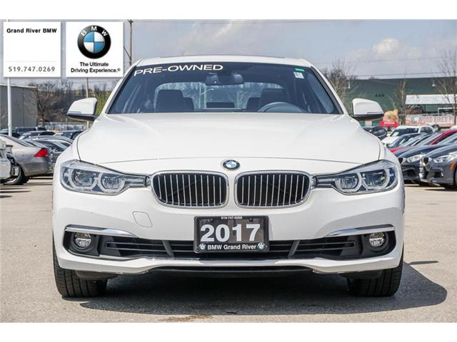 2017 BMW 330 i xDrive (Stk: T40624A) in Kitchener - Image 2 of 22